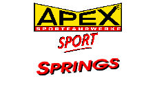 Apex Lowering Springs