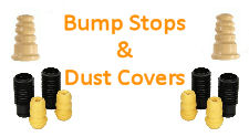 BUMP STOPS / DUST COVERS