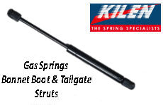 Kilen Gas Springs - Bonnet, Boot & Tailgate Struts
