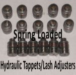 Ford - Hydraulic Lash Adjusters/Hydraulic Tappets