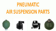 PNEUMATIC, AIR SUSPENSION PARTS