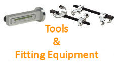 TOOLS & FITTING EQUIPMENT