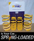 A-MAX Lowering Springs for Honda Civic 2.0 Type R  2001 - 2006 EP3  -30mm