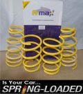 A-MAX Lowering Springs for Subaru Impreza WRX only 2.0/2.5(Blob eye) 03-07 -30mm
