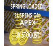 Apex Spring Kit Fiat Uno Turbo X-Low 1985 to 1993 -60mm