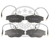 Optimal - Brake Pad Set - 10043