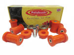 Polybush Vehicle Bush Set for VW Volkswagen Polo Mk5 Kit183 6R 2009-2013