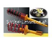 Spax PSX Kit Honda Civic 3/4 dr and Coupe VTi EK4 10/1995 to 2001