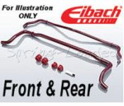 Front and Rear Anti-Roll Bar Kit - Subaru BRZ 2.0 Coupe
