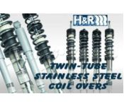 H&R Twin Tube Coilover Kit VW Bora Saloon 09/1997-onwards